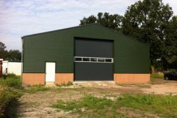 Garage Bouwen Kostprijs : Bedrijfshallen hallenbouw bedrijfspanden bouwen