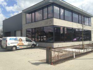 bedrijfsruimte bouwen